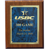 300 Game Plaque (Adult and Youth)