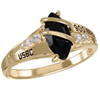 900 Series Ring - Adult Majestic 10K Gold