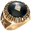 900 Series Ring -  Adult Monarch 10K Gold
