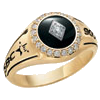 900 Series Ring -  Adult Regal 10K Gold