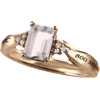 800 Series Ladies Premier 10K Gold Ring. (Purchasable upgrade for Adults)