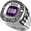 800 Series Grand Siladium Ring (Adult). Available in Large (sizes 7-18) or Small (sizes 3-15)