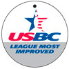 League Most Improved Average (Adult)