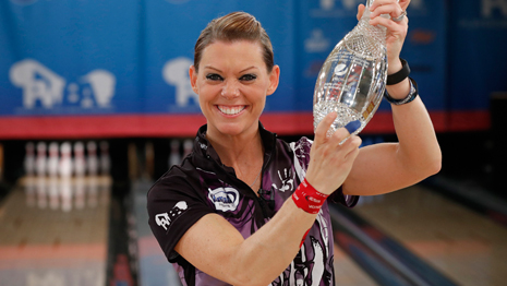Kuhlkin takes first career PWBA Title in Topeka